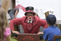 Rahmenprogramm Clown